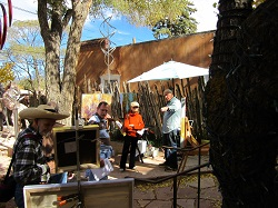 Canyon Road Spring Art Festival